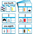 Snap Math - Fractions Puzzle: Grade 3