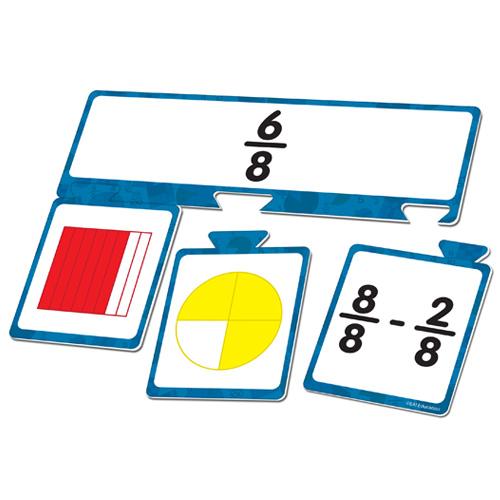 Snap Math - Fractions Puzzle: Grade 4 - Web Exclusives | EAI Education