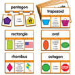 Snap Math - 2D Shapes Puzzle: Grades 1-2