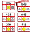 Snap Math - Time Puzzle: Grades 1-2