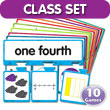 Snap Math Puzzle Classroom Set of 10: Grades 1-4