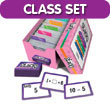Math Stacks Classroom Game, Set of 6: Grades 1-2