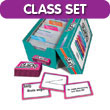 Math Stacks Classroom Game, Set of 6: Grades 3-5