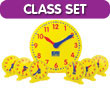 EAI® Education Classroom Clock Set