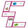GeoModel® Everyday Shapes Dominoes