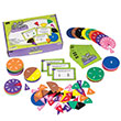 Build & Solve Fraction Circles Activity Center: Grade 4