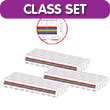 The Master® Fraction Ruler - Class Set of 25