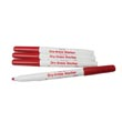 Expo® Low-Odor Dry-Erase Markers: Fine-Tip Red - Set of 10