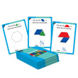 Pattern Block Shape Values: Grades 4-5 - Cards Only