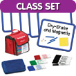 Magnetic Blank Boards - Classroom Kit