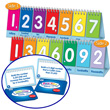 Place Value to Millions/Decimal Flip Chart: Student Set of 10