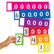 EAI® Education Place Value Expanded Notation Strips - Ones to Millions: Demonstration Set