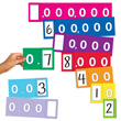 EAI® Education Place Value Expanded Notation Strips - Thousandths to Millions: Demonstration Set
