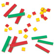 Algebra Tiles Introductory Set - 70 pieces
