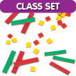 Algebra Tiles Introductory Classroom Kit
