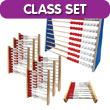 Ten-Bar Rekenrek Classroom Set