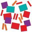 Algebra Tiles: Extension Student Set - 19 pieces