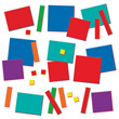 Algebra Tiles: Combination Set - 54 pieces