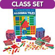 Algebra Tiles Combination Classroom Kit