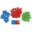 Fractional Area Tiles - Set of 142