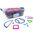 Exploragons® Circles and Polygons Student Bulk Pack - 30 Sets