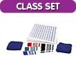 Numerical Fluency & 120 Chart Flexible Dry-Erase Boards Classroom Kit