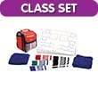 Related Fact Fluency Flexible Dry-Erase Boards Classroom Kit