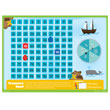 Math Standards Game - Grade K: Treasure Hunt - Counting More or Less