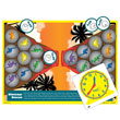 Math Standards Game - Grade 2: Dinosaur Race - Telling Time