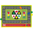 Math Standards Game - Grade 2: Road Rally - Geometric Attributes