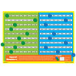Math Standards Game - Grade 2: Secret Numbers - Identifying Number Patterns