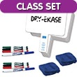 Double-Sided Dry-Erase Paddles: Rectangular - Kit