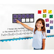 Jumbo Magnetic Visual Number Talks Dot Models - Set of 102