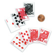 Transparent Mini Playing Cards
