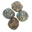 "Bouncy 'Rock' Balls 1.5"" - Set of 10"
