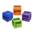 QuietShape® Foam Ten Frame Dice - Set of 16