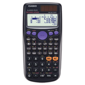 Casio® FX-300ES PLUS Scientific Calculator
