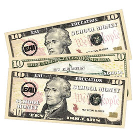 Paper Money - $10 - Set of 100