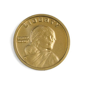 Coins - Sacajawea $1 - Set of 50