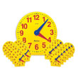 Big Time™ Classroom Clock Kit