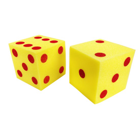 Giant Foam Dice: Dots