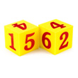 Giant Foam Dice: Numerals