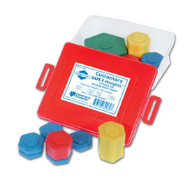 U.S. Customary SAFE-T® Weights Set