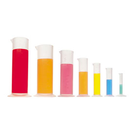 Graduated Cylinders - Set of 7