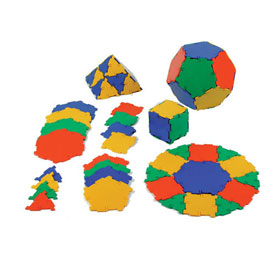 Polydron® Geometry Set