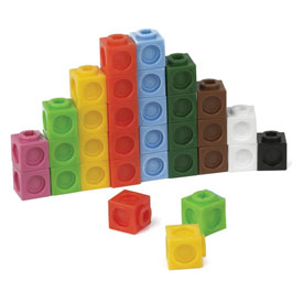 multilink cube Colouring Pages