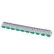 The Master® Ruler: Metric