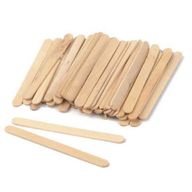 Wood Counting Sticks - Set of 1000