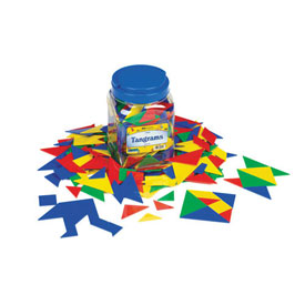 Tangrams - Set of 4