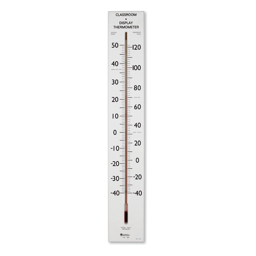 Giant Classroom Thermometer Science Supplies Resources